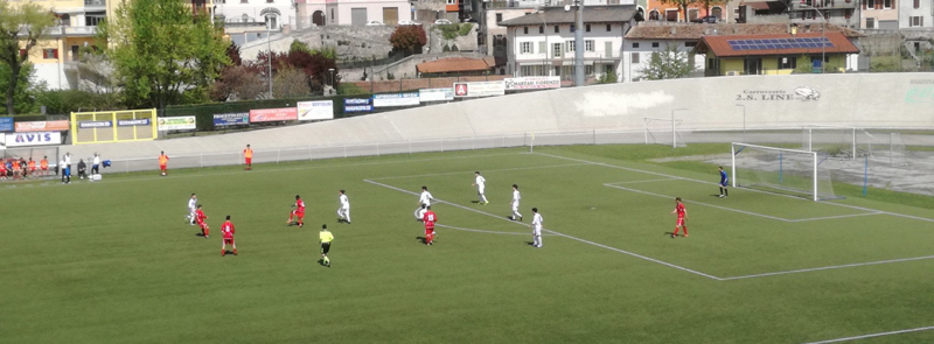 TdR, Allievi: Basilicata-Molise 1-2 e lucani eliminati