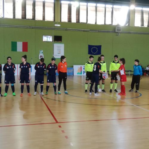 TdR C5, Femminile: Marche-Basilicata 4-1 e lucane eliminate.