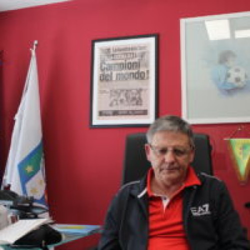 """Rinaldi: """"Il nostro movimento giovanile  di calcio a 11 sta crescendo anche se il percorso di crescita rimane lungo"""""""