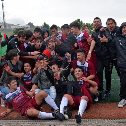 Juniores, titolo regionale allo Sporting Matera. Sconfitta di misura la Murese 2000 Aurora