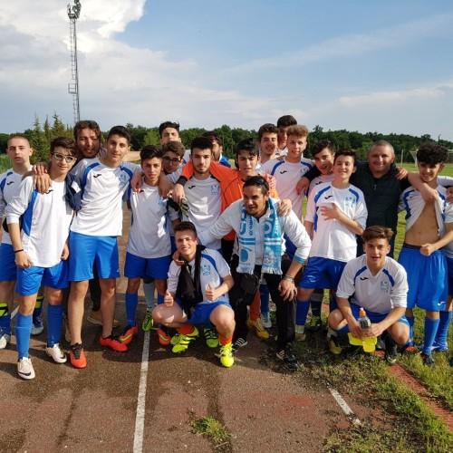 Allievi e Giovanissimi Matera: successi per Real Metapontino e Grassano nelle Coppe Provinciali