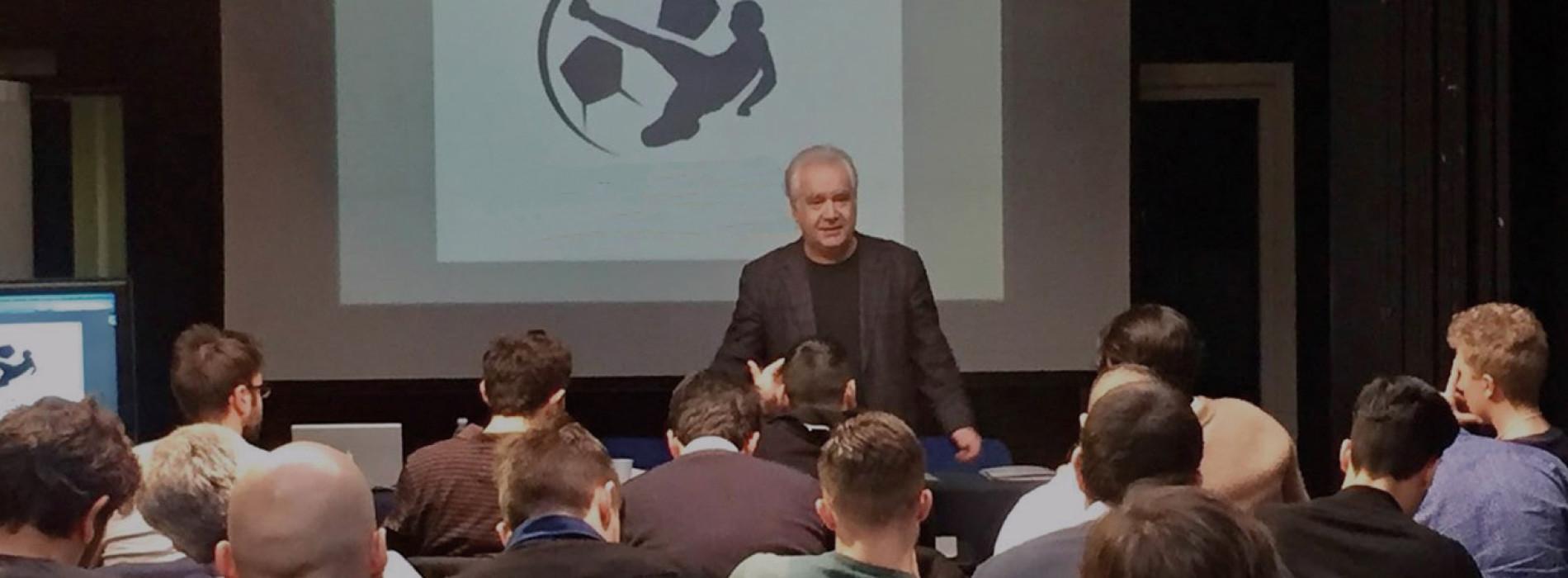 Corso per dirigenti sportivi di società calcistiche associate alla LND