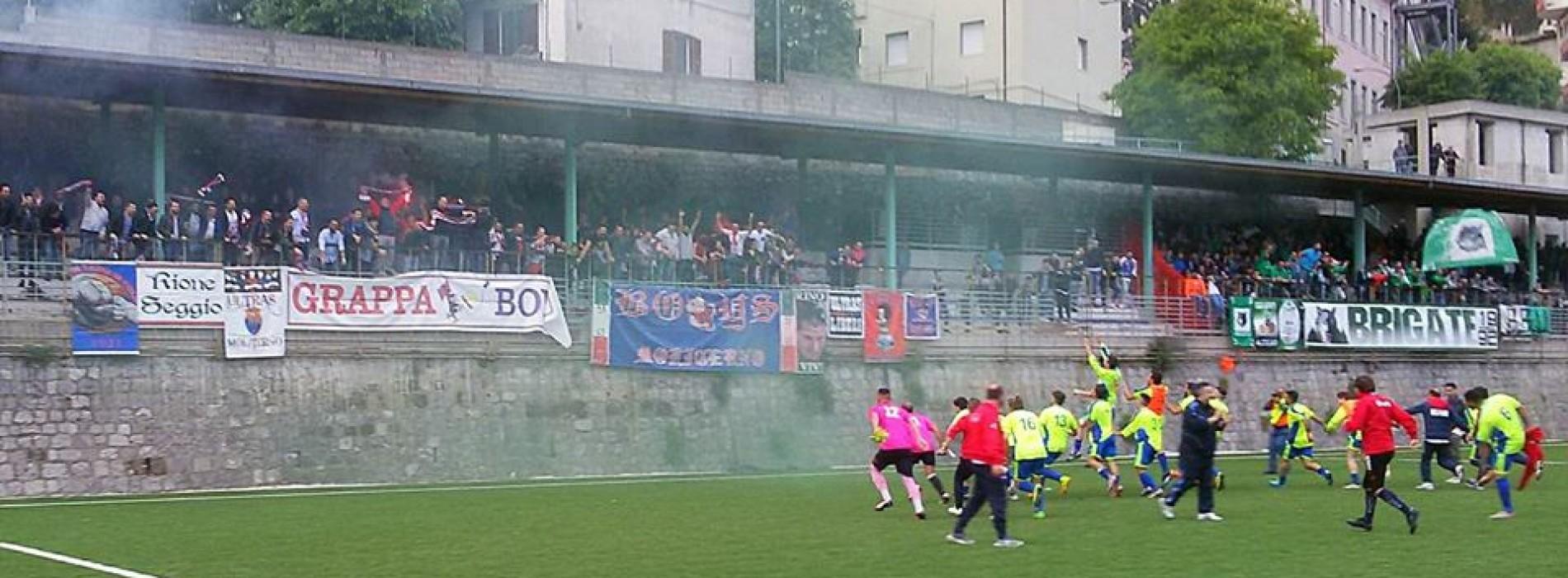 Il Moliterno vince la Supercoppa regionale. Battuto il Rotonda calcio per 3-0