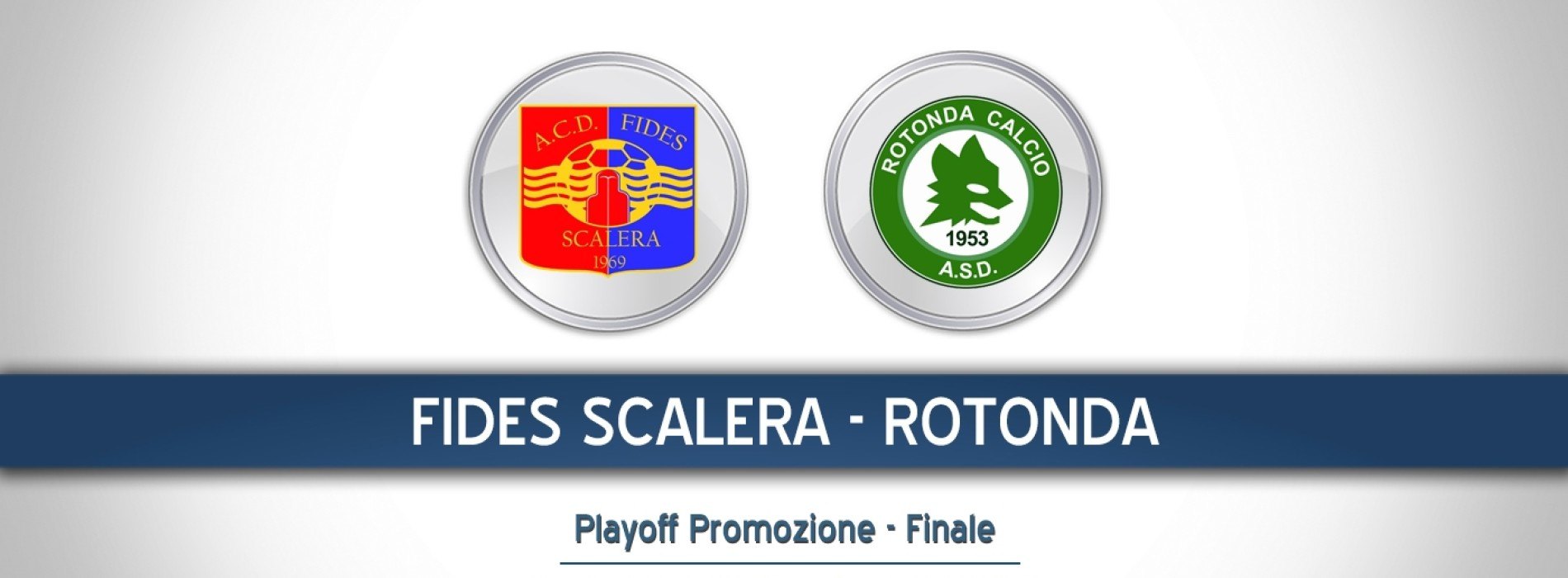 Fides Scalera-Rotonda calcio in diretta streaming su Lnd Basilicata Channel