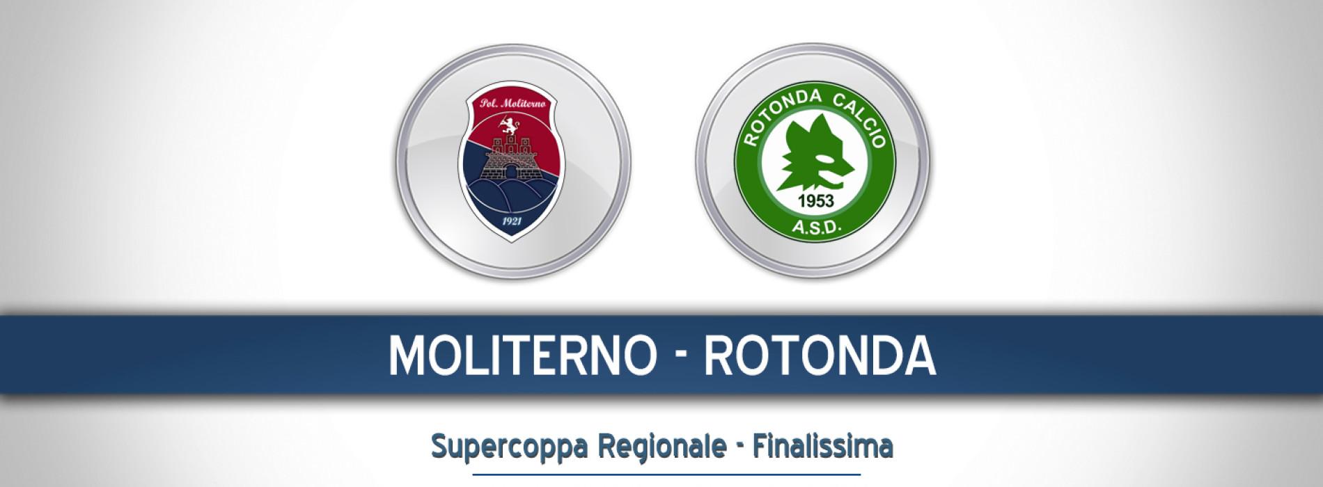 Diretta streaming della Supercoppa regionale su Lnd Basilicata channel