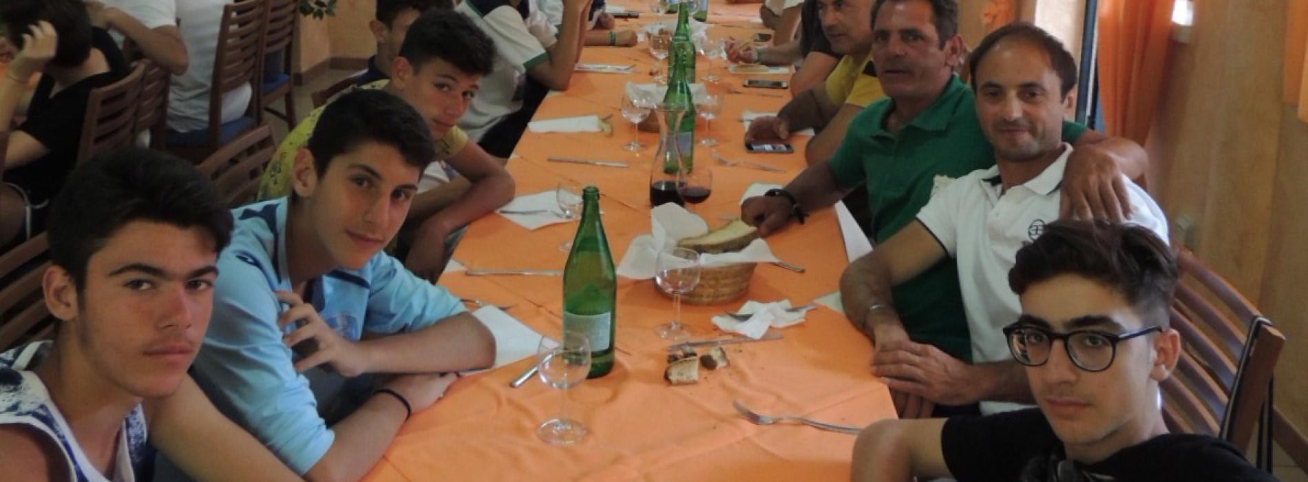 Allievi e Giovanissimi: Rappresentative Provinciali in festa a Viggiano