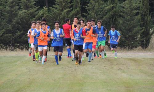 Rapp.ve Provinciali Allievi e Giovanissimi: seduta di allenamento a Salandra