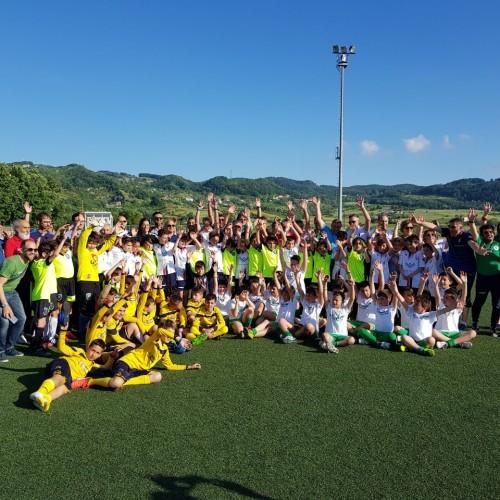 Sei Bravo a…Scuola di Calcio: festa per l'Invicta Matera