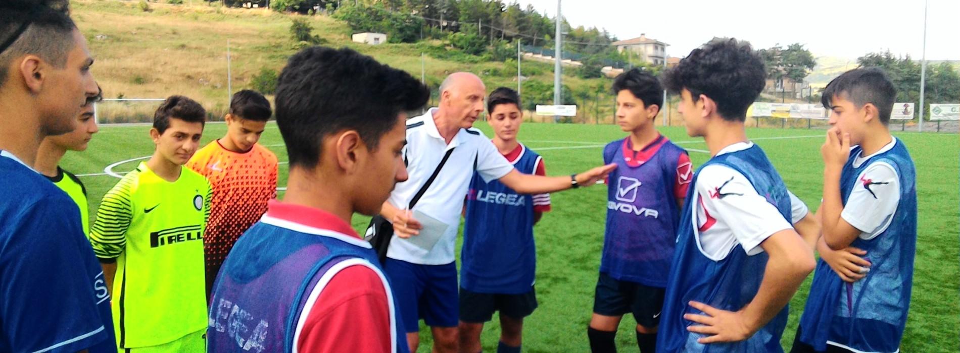 Rapp.ve Provinciali: Giovanissimi del Potentino e della Val d'Agri impegnati a Viggiano