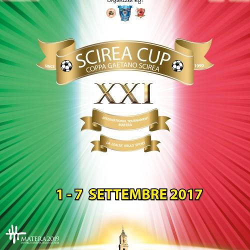 Tutto pronto per la XXI edizione della Scirea cup
