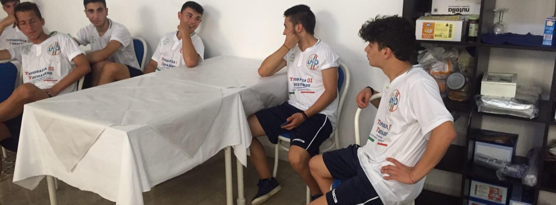 Scirea cup, Rappresentativa Allievi Crb pronta al debutto contro il Bisceglie