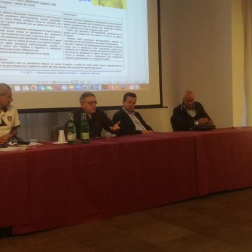 AIA: il CRB a Tito Scalo per il raduno della Sezione di Potenza