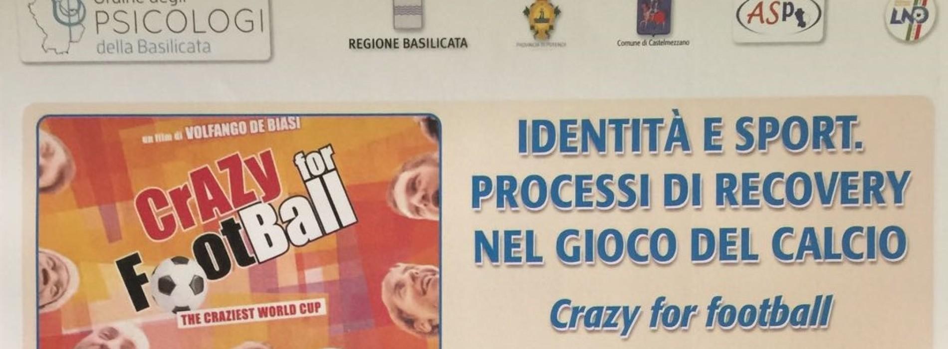 Identità e sport. Processi di ricovery nel gioco del calcio. Convegno a Potenza