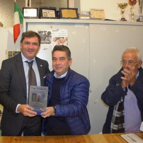 San Mauro Forte premia Pino Palazzo