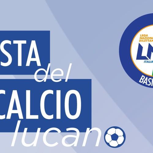 Festa del calcio lucano. Venerdì 17 a Tito Scalo