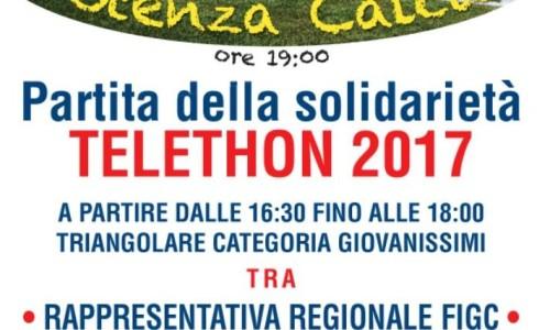 """C'è anche il CRB tra i sostenitori di Telethon con """"la partita della solidarietà"""""""