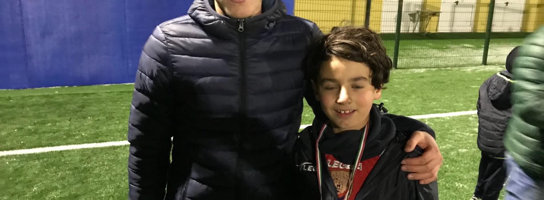 """Attività di Base: Pulcini, Piccoli Amici e Primi Calci """"In goal per le feste"""" a Potenza e San Cataldo di Bella"""