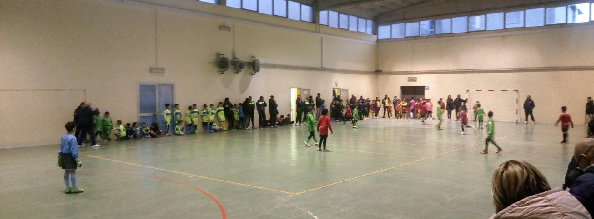 Attività di Base: Categoria Pulcini in festa a Moliterno per il nuovo anno