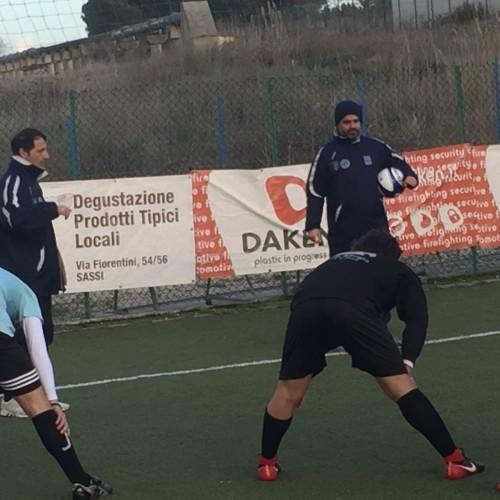 Rapp.ve calcio a 11, seduta di allenamento per Allievi e Giovanissimi a Matera