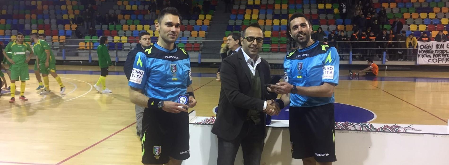 Futsal C/1 maschile,il Guardia Perticara vince la coppa Italia regionale