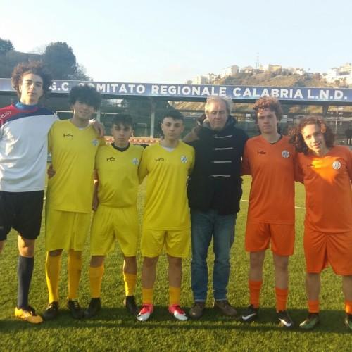 Rapp.va Nazionale Dilettanti U17, allenamento per sei calciatori lucani