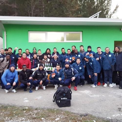 Terzo Tempo: i campi di Abriola e San Martino d'Agri protagonisti in Seconda Categoria