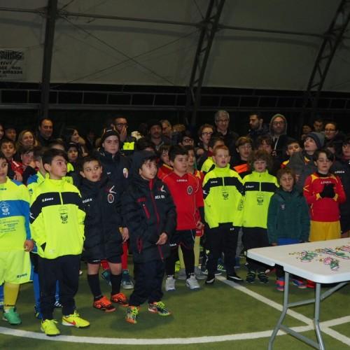 """""""Calcio in maschera"""": Pulcini, Piccoli Amici e Primi Calci in festa ad Aliano"""