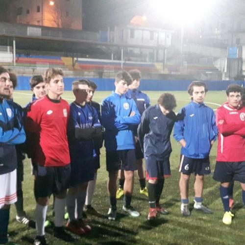 Rappresentative Provinciali C11: Allievi e Giovanissimi in campo a Lauria