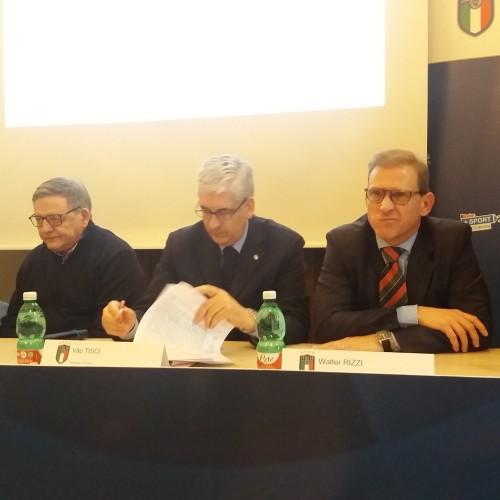 FIGC, inaugurato il Centro Federale Territoriale di Viggiano