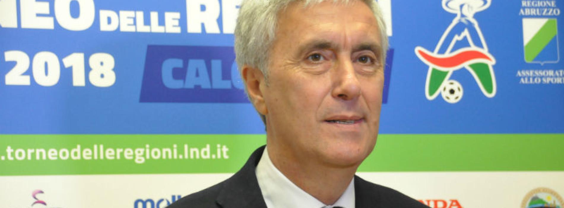Il messaggio augurale di Pasqua del Presidente della LND Cosimo Sibilia