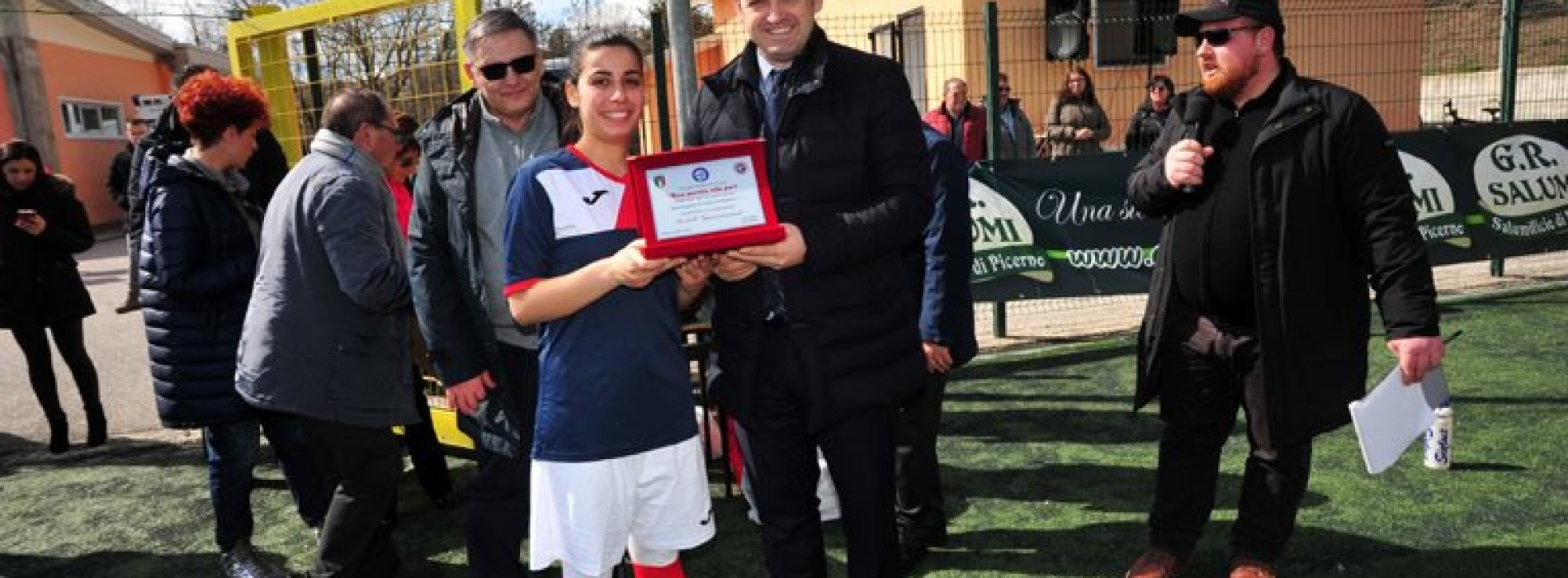 Festa della donna, un successo il quadrangolare di calcio a 11 femminile di Picerno
