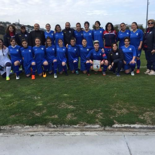 Tdr, Rappresentativa Femminile: Basilicata-Liguria 0-6