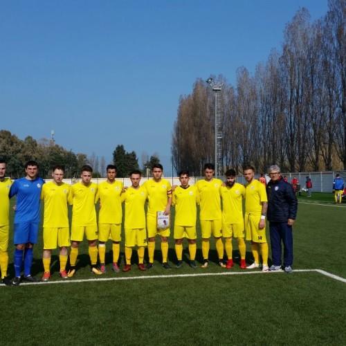 Tdr C11, Juniores: Basilicata superata dalla Lombardia. A Giulianova termina 5-1 per i lombardi.