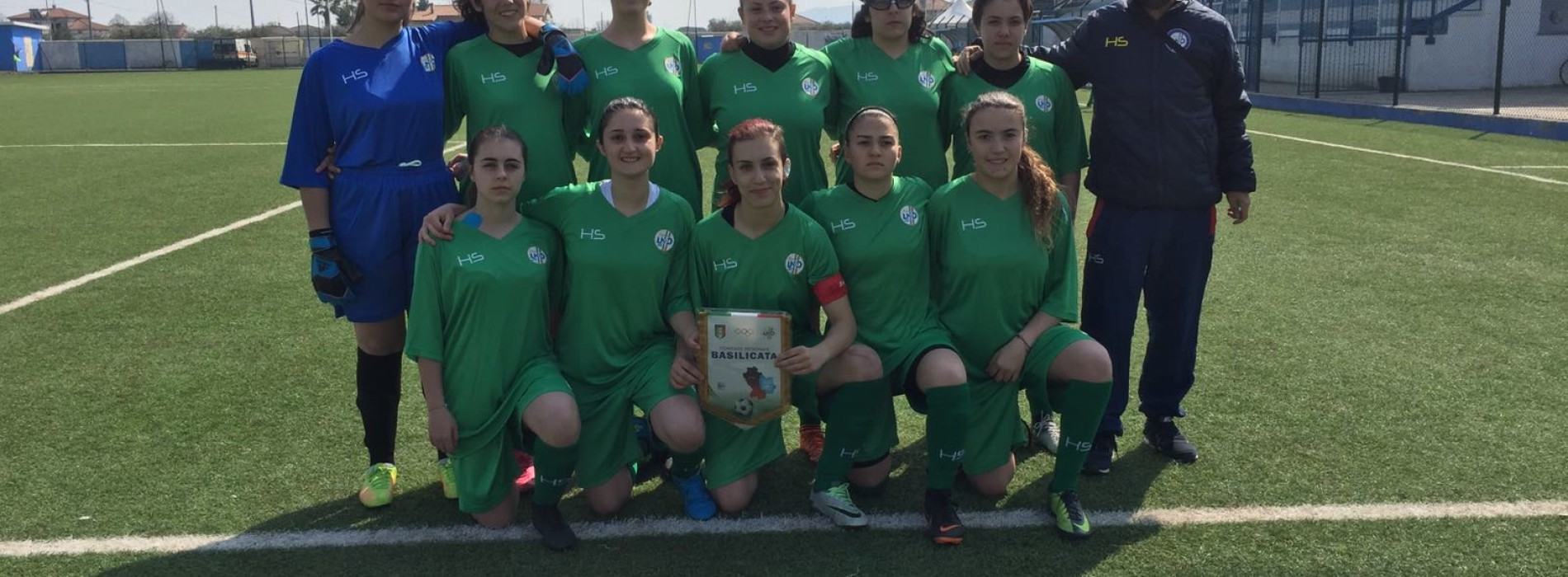 Tdr C11, Rappresentativa Femminile: la Lombardia batte la Basilicata