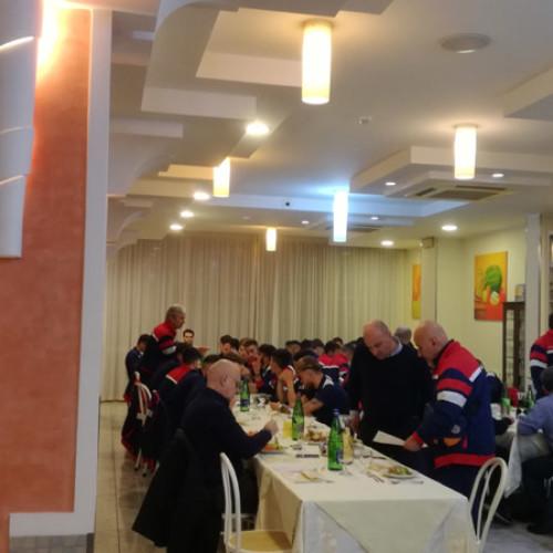 Le Rappresentative Regionali di Calcio a 11 del CRB sono in Abruzzo