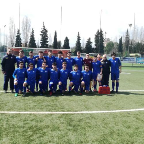 Tdr C11, Allievi: la Liguria batte 3-0 la Rappresentativa della Basilicata