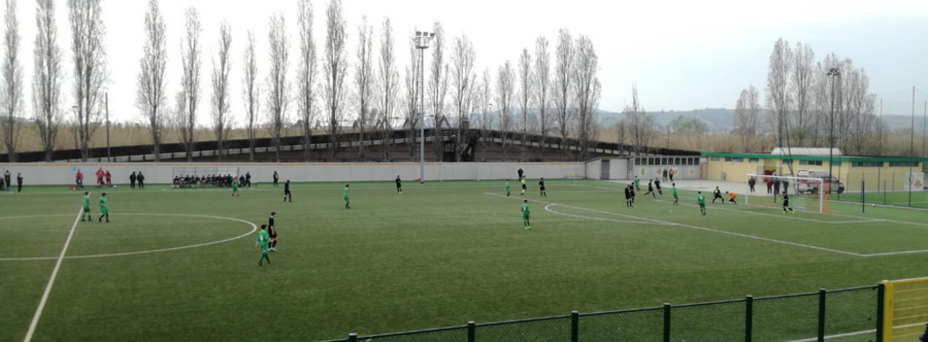 Tdr C11, Giovanissimi: una bella Basilicata pareggia con la Lombardia. In goal Giardinetti.