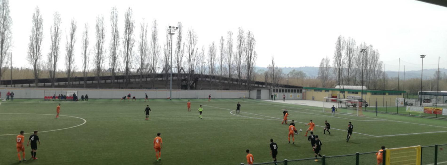 Tdr C11, Allievi: nessuno scampo contro la Lombardia. 4-1 il finale.