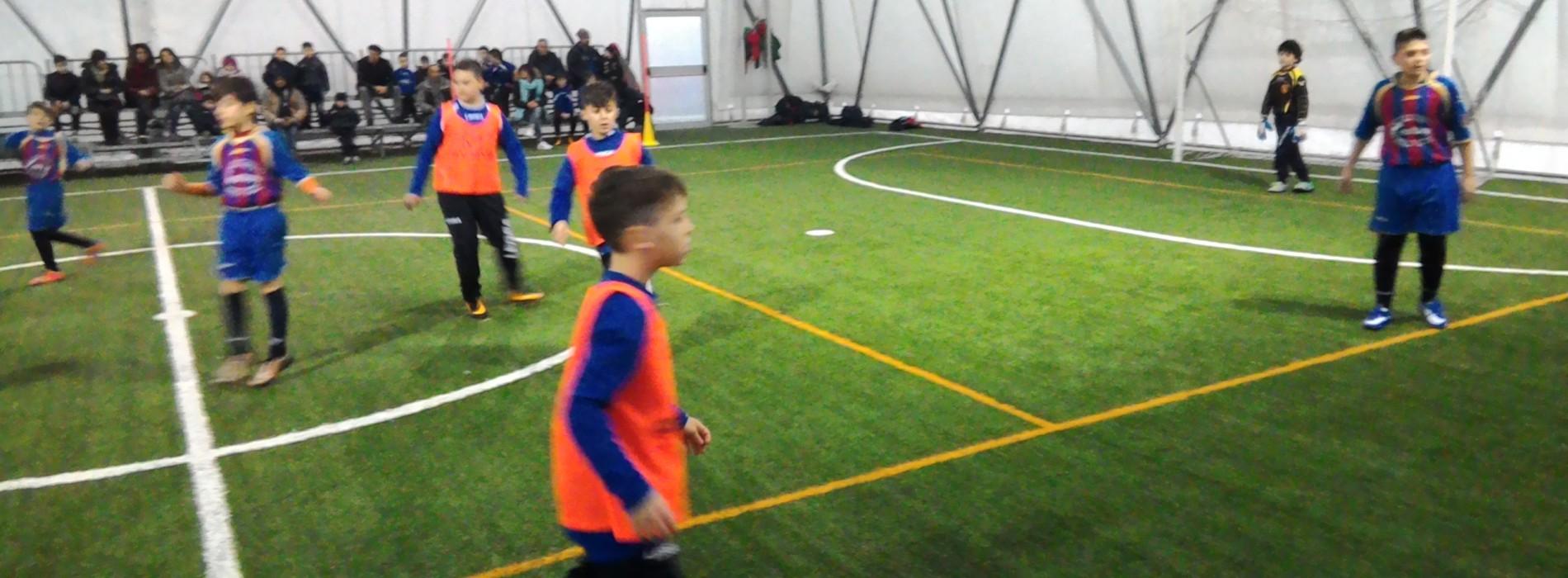 "Attività di Base: ""Goal e sorrisi"" a San Cataldo di Bella"