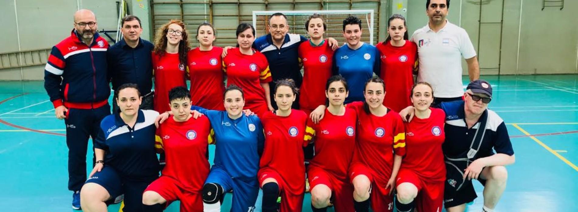 TdR C5: giornata di riposo per la Rapp.va Femminile aspettando i quarti di finale con la Sardegna.