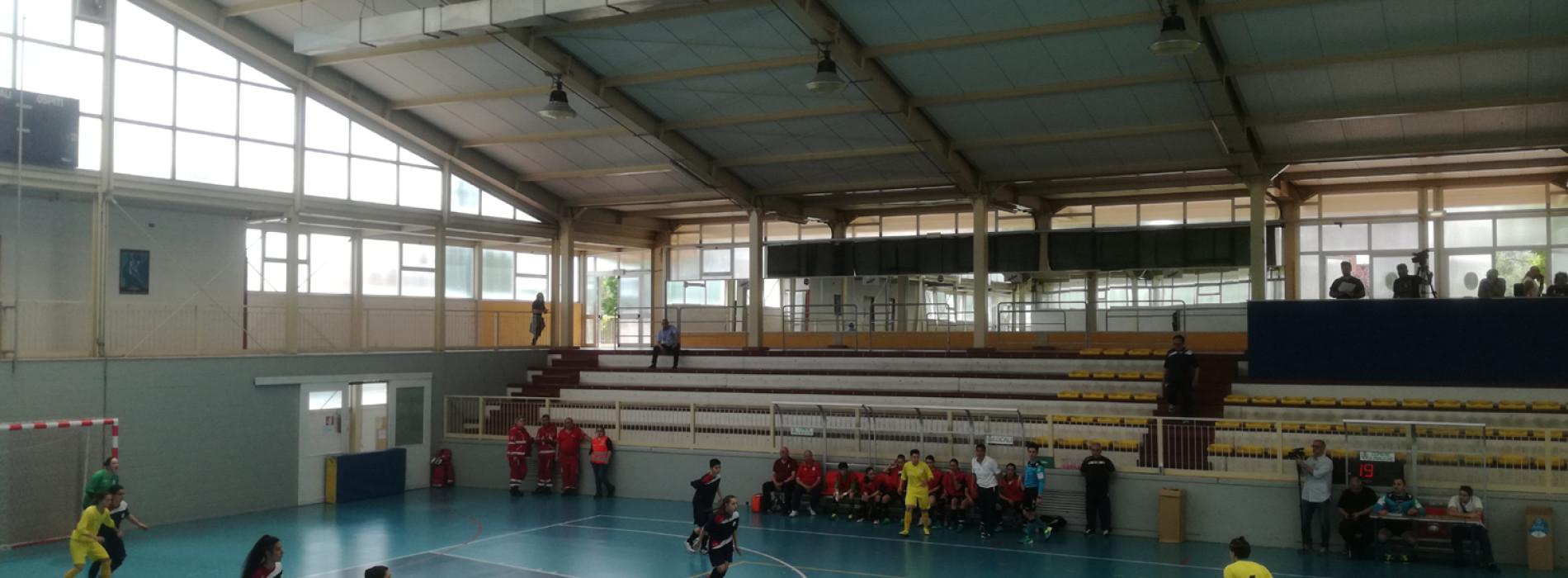 TdR C5, Femminile: s'infrange contro la Sardegna il sogno delle lucane. Nei quarti di finale è 3-1 per le sarde.