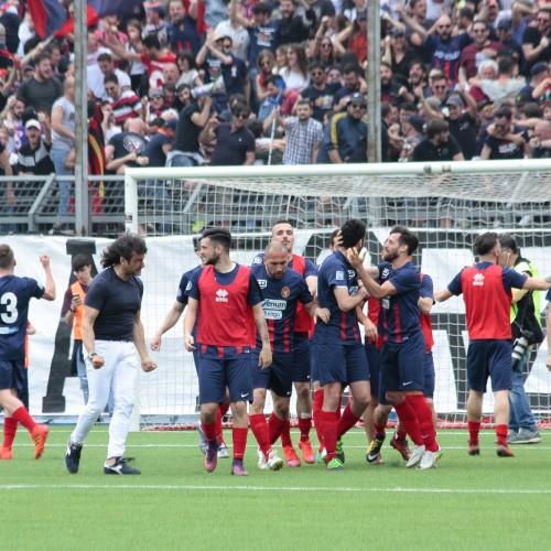 Potenza in Lega Pro, i complimenti del CRB
