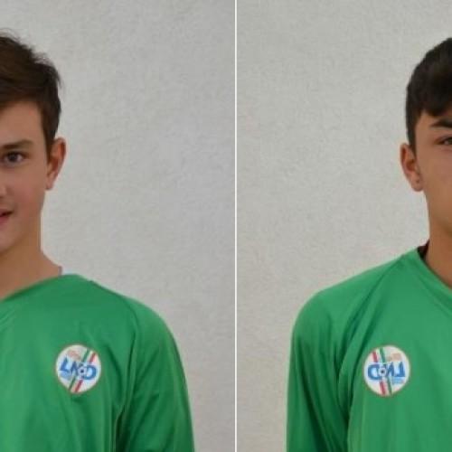 Convocazioni per due giovani lucani al raduno della Rapp.ve nazionali Lnd U15