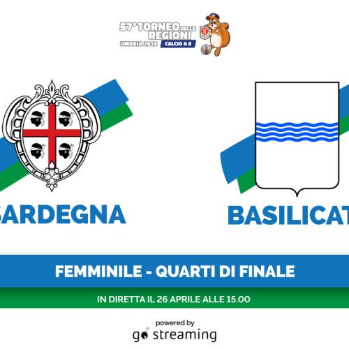 TdR Calcio a 5, in streaming la diretta dei quarti di finale