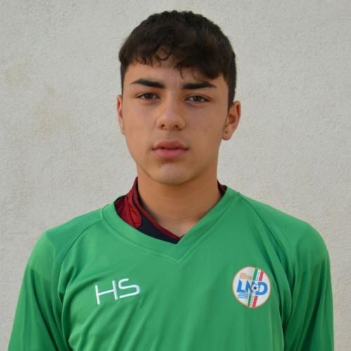 Lnd, convocazione per Damiano in Nazionale U15
