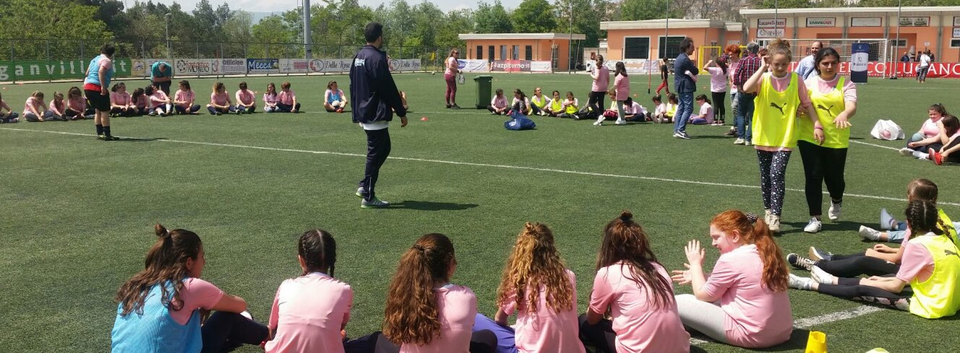 Women's Football Day a Picerno