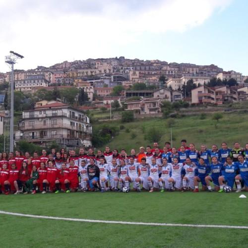 Spettacolo al torneo U15 femminile di Viggiano