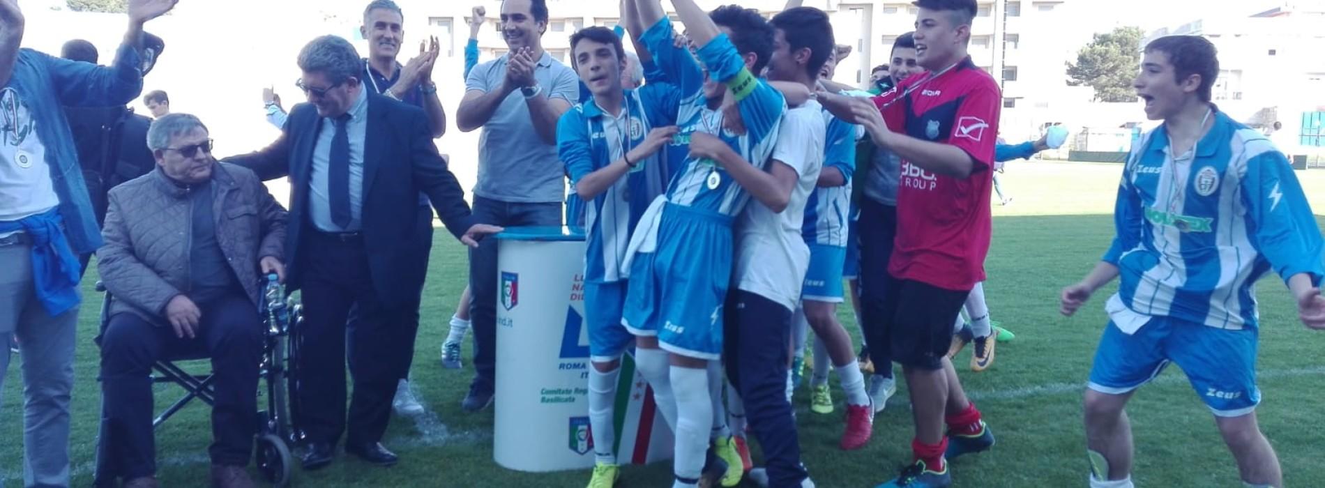 Coppe Provinciali Allievi e Giovanissimi Matera: vittorie per Ferrandina Calcio e Virtus 2014