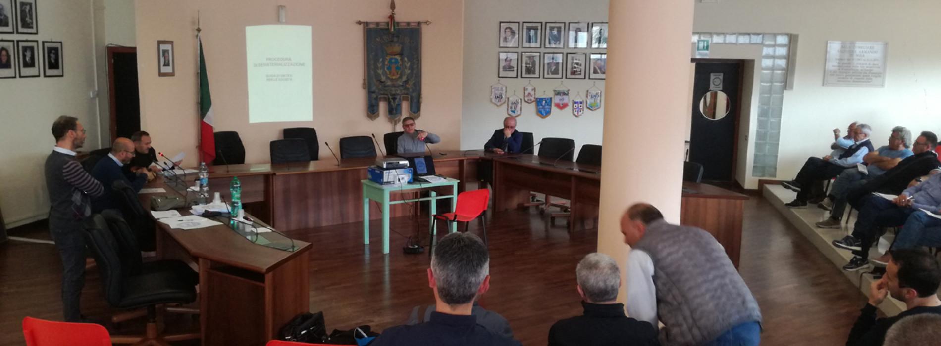 Dematerializzazione: a Tursi il primo corso per le Società
