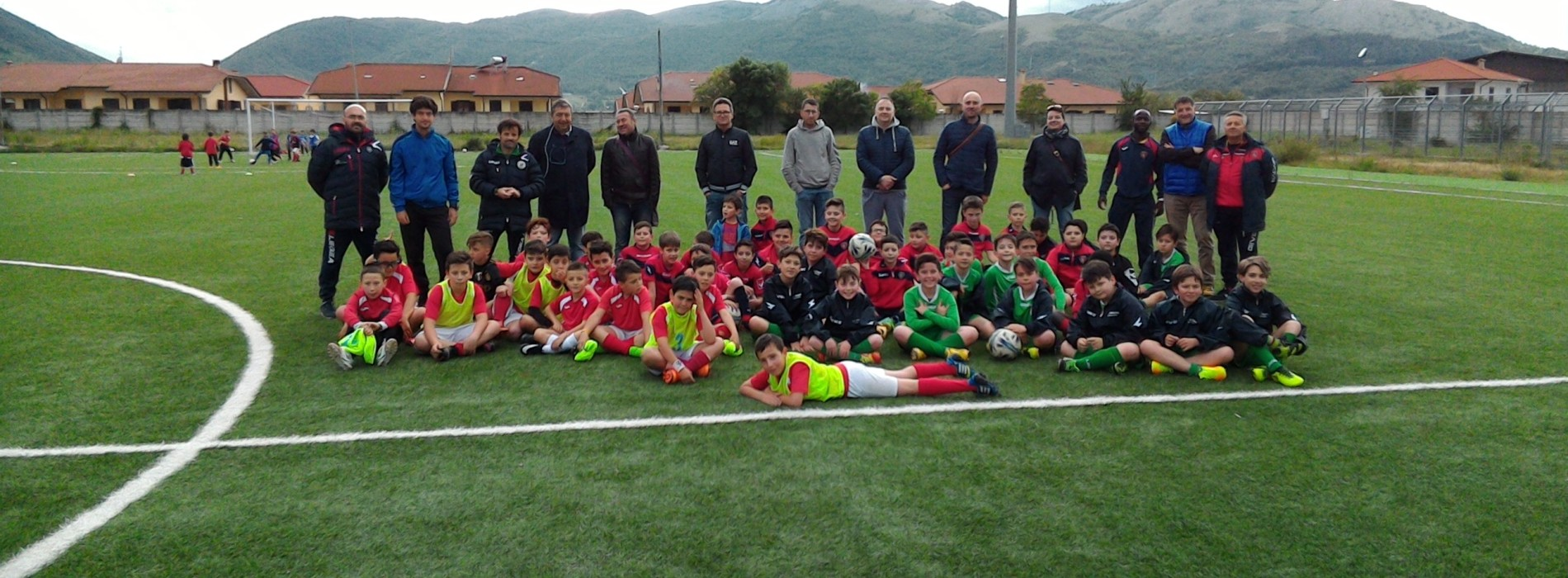 """""""Sei Bravo a…Scuola di Calcio"""": al via gli eventi con sperimentazione con la tappa di Brienza"""
